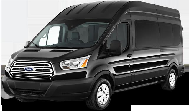 Ford Transit 15-Seater Minibus