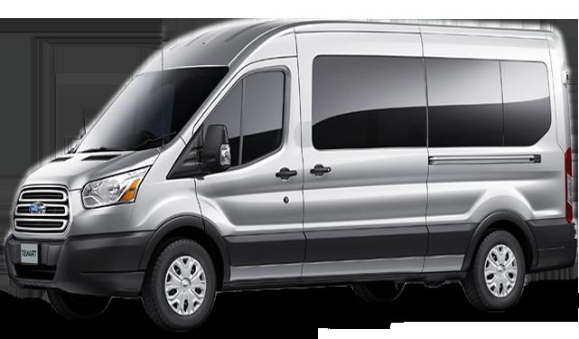 Ford Transit 17-Seater Minibus