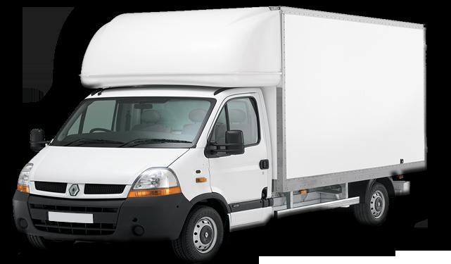 Ford Luton Box Van