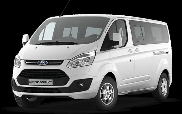 Ford Tourneo 9 Seater Minivan