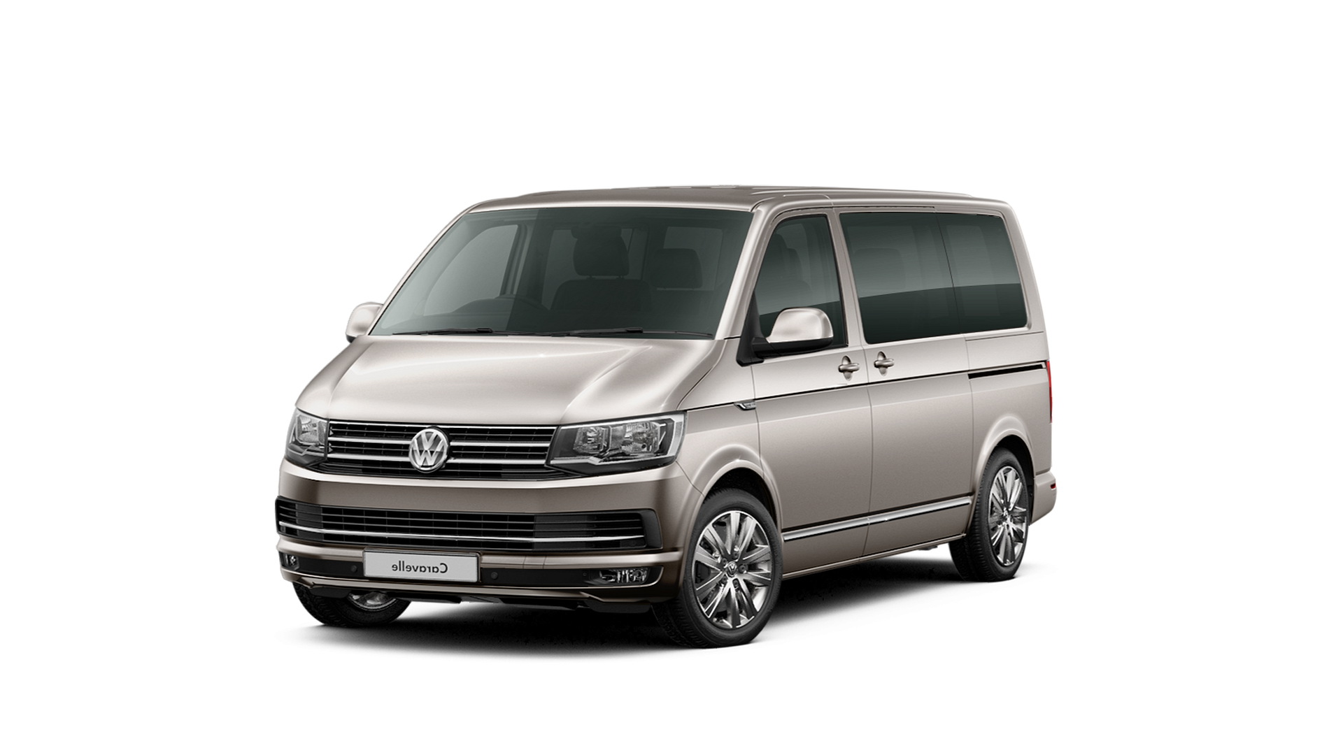 VW Transporter 9-Seater Automatic