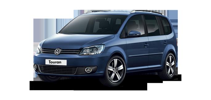 VW Touran 7 Seater Automatic