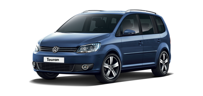 VW Touran Automatic Sport 7 Seater