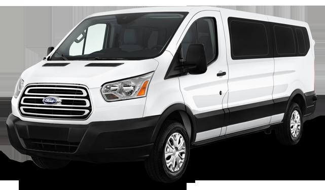 Ford Tourneo 12-Seater Minibus