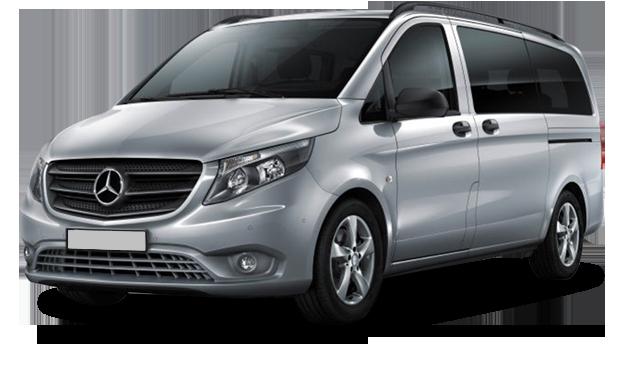 Mercedes Viano 9-Seater Van