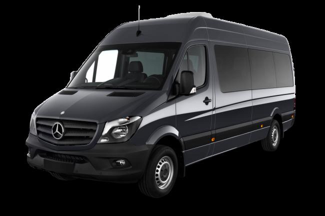 Mercedes Sprinter 15 Seater Minibus
